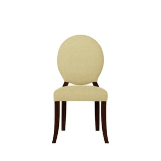 Set of 2 Isabella Side Chairs with Antoine Fabric  688