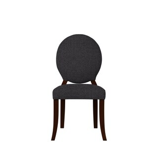 Set of 2 Isabella Side Chairs with Fantom Fabric  666