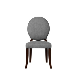 Set of 2 Isabella Side Chairs with Equinox Fabric  699