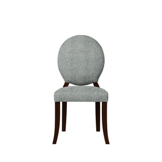 Set of 2 Isabella Side Chairs with Tempo Fabric  704