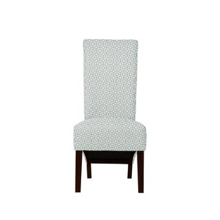 Set of 2 Velentina Side Chairs with Carnita Fabric  605