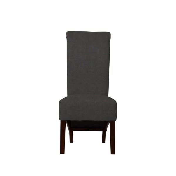 Set of 2 Velentina Side Chairs with Socrates Fabric 650