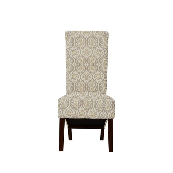Set of 2 Velentina Side Chairs with Ignito Fabric 622