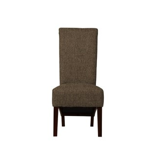 Set of 2 Velentina Side Chairs with Volcano Fabric  661