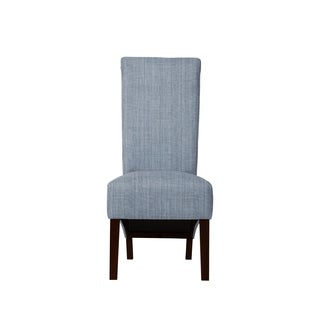 Set of 2 Velentina Side Chairs with Grown Fabric  710