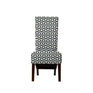 Set of 2 Velentina Side Chairs with Daffodil Fabric  686
