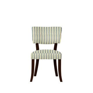 Set of 2 Luciana Side Chairs with Charlotte Fabric  609