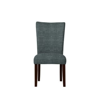 Sybil Grey Upholstered Side Chairs (Set of 2)
