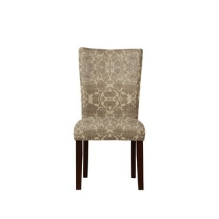 Set of 2 Sybil Side Chairs with Plush Fabric  648