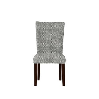 Set of 2 Sybil Side Chairs with Raven Fabric  679