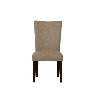 Set of 2 Sybil Side Chairs with Volcano Fabric  659