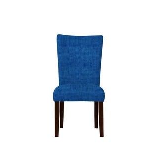 Set of 2 Sybil Side Chairs with Hallow Fabric  684