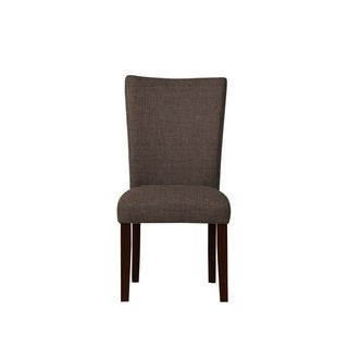 Set of 2 Sybil Side Chairs with Nevermore Fabric  644
