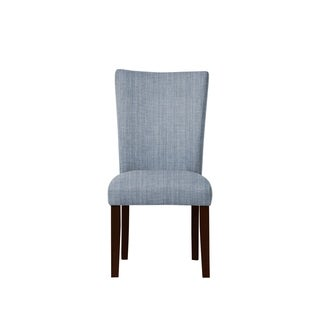 Set of 2 Sybil Side Chairs with Grown Fabric  710