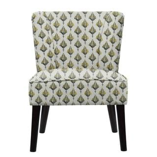 Gabriela Accent Chair with Mondita Fabric  634