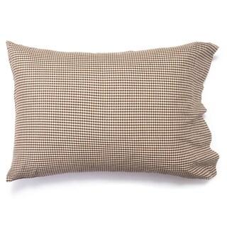 Cane Brown Pillowcase (Single)