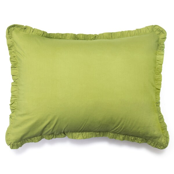 Marlow Green Sham