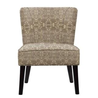 Gabriela Accent Chair with Plush Fabric  648
