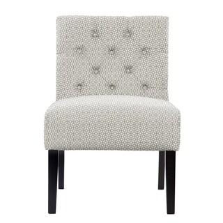 Fernanda Accent Chair with Carnita Fabric 606