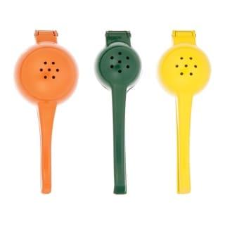 Juice Squeezer 3pc Set includes Orange, Lemon & Lime