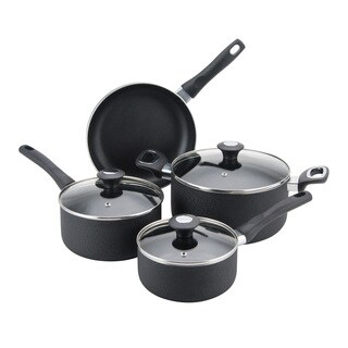Proctor Silex 7-Piece Aluminum Non-Stick Cookware Set