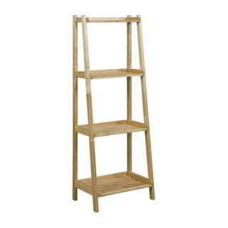 Somette Dunnsville 4-Tier Ladder Shelf