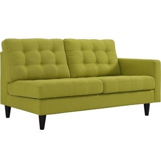 Modway Empress Fabric Upholstered Right-facing Loveseat