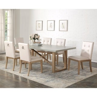Abbyson Jayden Zen Grey 7 Piece Dining Set|https://ak1.ostkcdn.com/images/products/16764402/P23073431.jpg?_ostk_perf_=percv&impolicy=medium