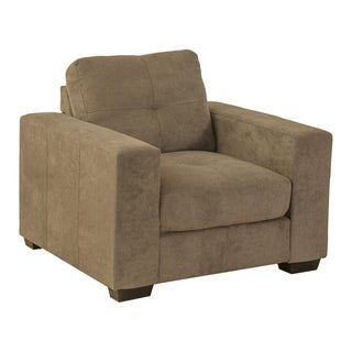 CorLiving Tufted Chenille Fabric Chair