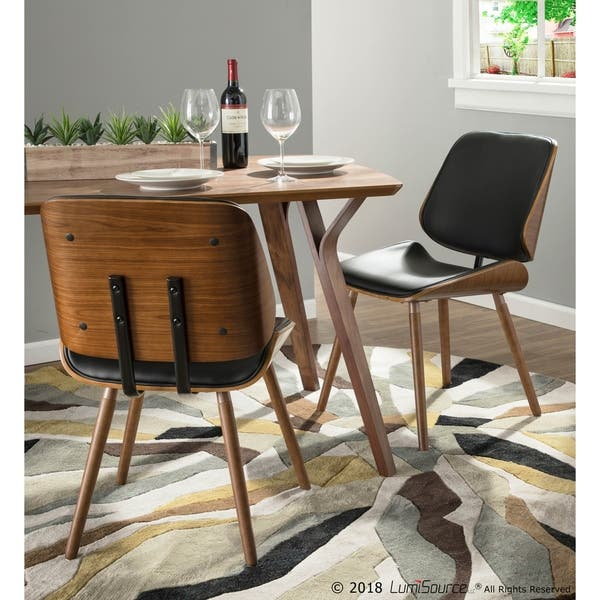 Shop Folia Mid-century Modern Square Dining Table - Free ...