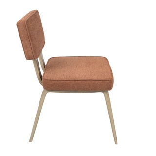 Link to Nunzio Mid-Century Modern Dining Chair (Set of 2) - N/A Similar Items in Kitchen & Dining Room Chairs