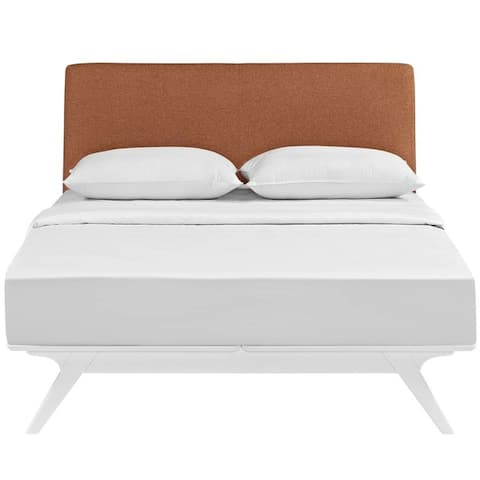 Modway Tracy Rubberwood Queen Bed