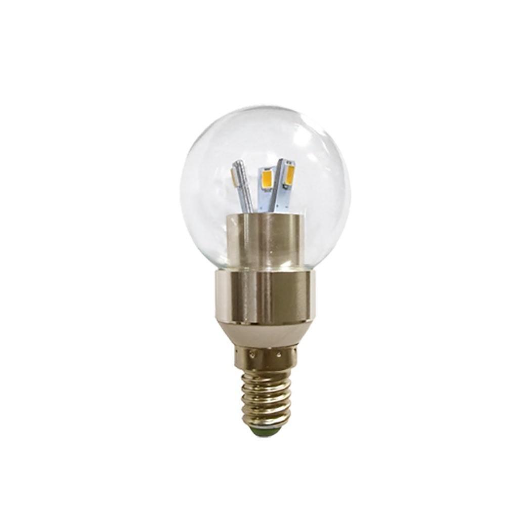 Mercana LED Bulb Glass Light Bulbs (Bulb), Clear