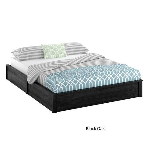 Porch & Den Talmage Platform Queen-size Bed Frame