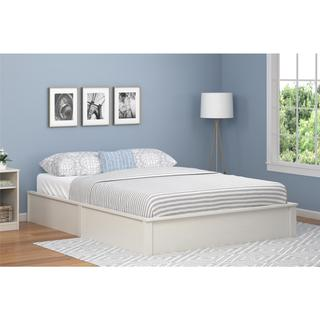 Ameriwood Home Platform Queen-size Bed Frame