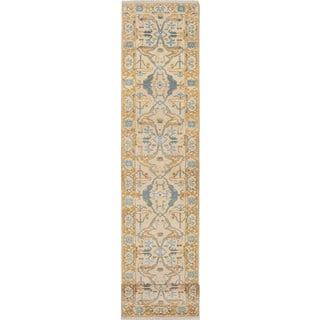 eCarpetGallery Royal Ushak Yellow Wool Hand-knotted Rug (2'9 x 13'11)|https://ak1.ostkcdn.com/images/products/16765308/P23074313.jpg?impolicy=medium