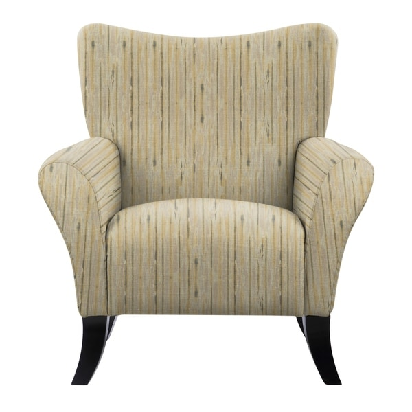 Shop Natalia Accent Chair With Theatrica Fabric 672 Free