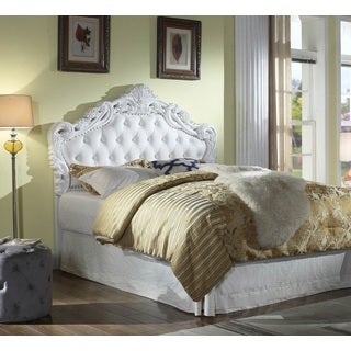 US Pride Furniture Versailles Vintage-style Tufted Button Headboard