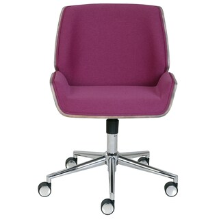 Palm Canyon Opuntia Bentwood Metal/Fabric Task Chair