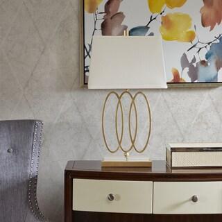 Madison Park Signature Fairmount Gold Table Lamp