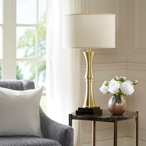 Madison Park Signature Midas Gold Table Lamp