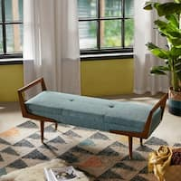 Shop Porthos Home Aysel Accent Bench Free Shipping Today