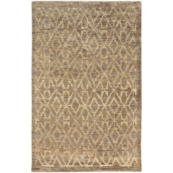 Tommy Bahama Ansley Taupe/Beige Jute Area Rug - 10' x 13'