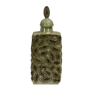 Designer Ceramic Vase - Benzara