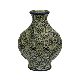 Enthralling Ceramic Vase - Benzara