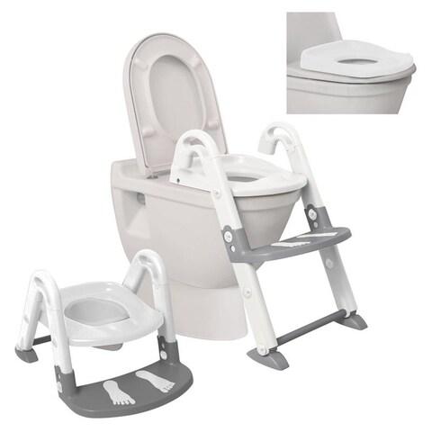 Dreambaby® 3-in-1 Toilet Trainer - White