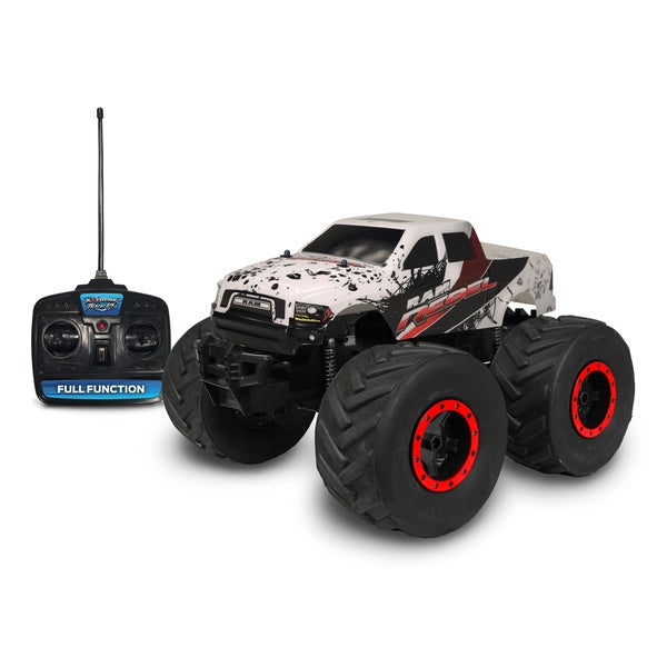 eceae3691d5 Shop NKOK Mean Machines 1:8 Extreme Terrain RTR: RAM 1500 Rebel Remote  Control Toy - Free Shipping Today - Overstock - 16767482
