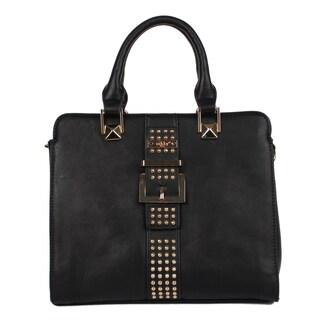 Nikky Studded DesignTote Bag