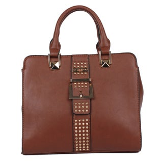 Nikky Studded Design Tote Bag