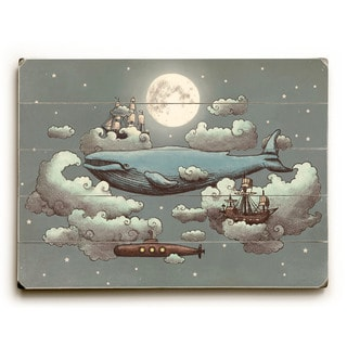 Ocean Meets Sky - Wall Decor by Terry Fan